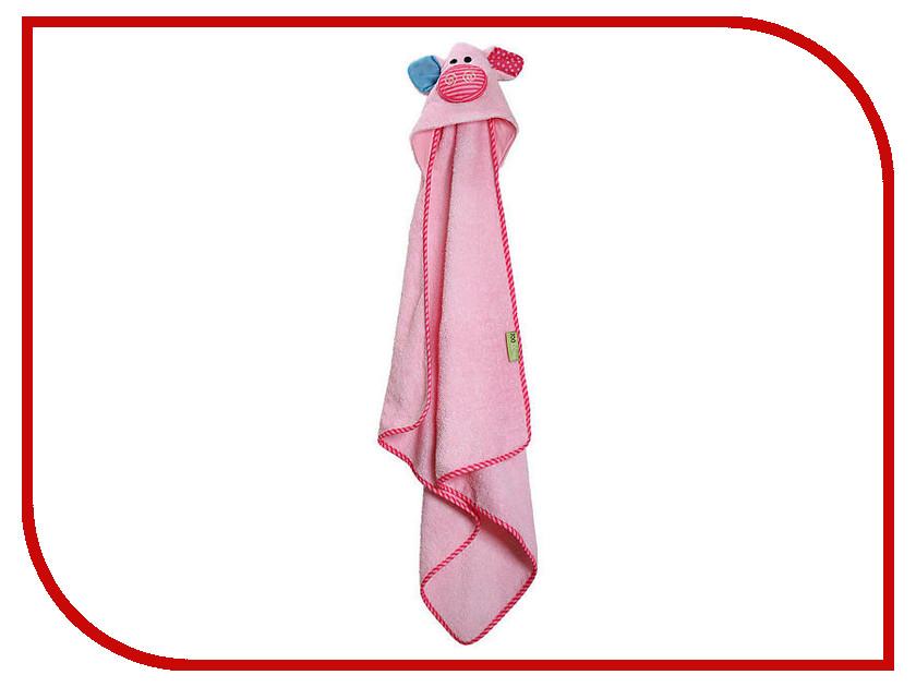 Полотенце с капюшоном Zoocchini Pinky the Piglet ZOO1005