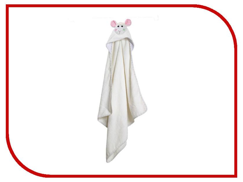 Полотенце с капюшоном Zoocchini Lola the Lamb ZOO1003