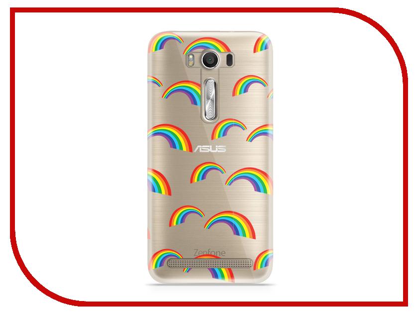 Аксессуар Чехол Asus ZenFone 2 ZE500KL Laser 5.0 With Love. Moscow Silicone Bow 5803 телефон асус зенфон 2 лазер ze500kl отзывы