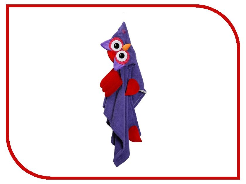 Полотенце с капюшоном Zoocchini Olive the Owl ZOO2008