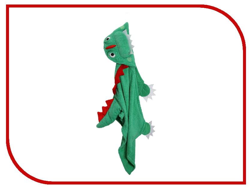 Полотенце с капюшоном Zoocchini Devin the Dinosaur ZOO2003