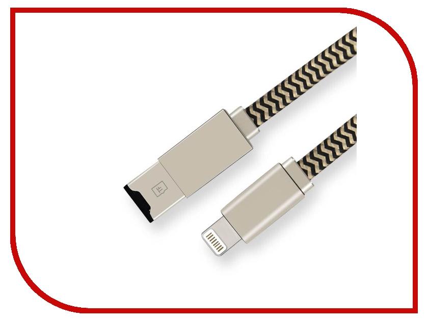 Карт-ридер Elari SmartCable USB2.0 для карт Micro SD спиннер elari smartspin s2 6 лопастей золотистый