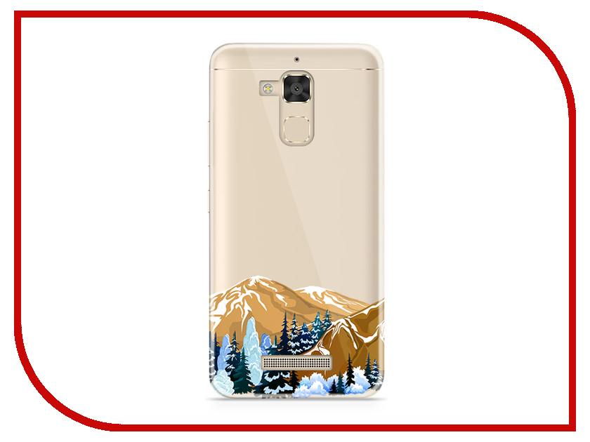 Аксессуар Чехол Asus ZenFone 3 Max ZC520TL With Love. Moscow Silicone Mountains 5862 higher calling road cycling's obsession with the mountains