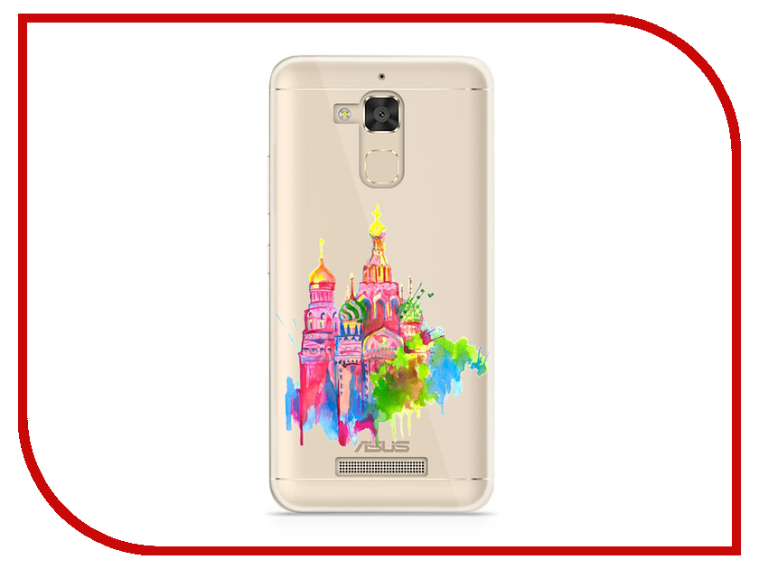 Аксессуар Чехол Asus ZenFone 3 Max ZC520TL With Love. Moscow Silicone Russia 5874 welder machine plasma cutter welder mask for welder machine