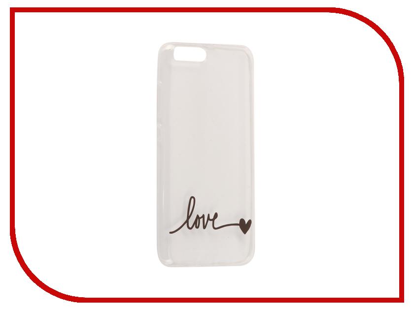 Аксессуар Чехол для Xiaomi Mi6 With Love. Moscow Silicone Love 6016 аксессуар чехол xiaomi mi6 with love moscow silicone ice cream 6013