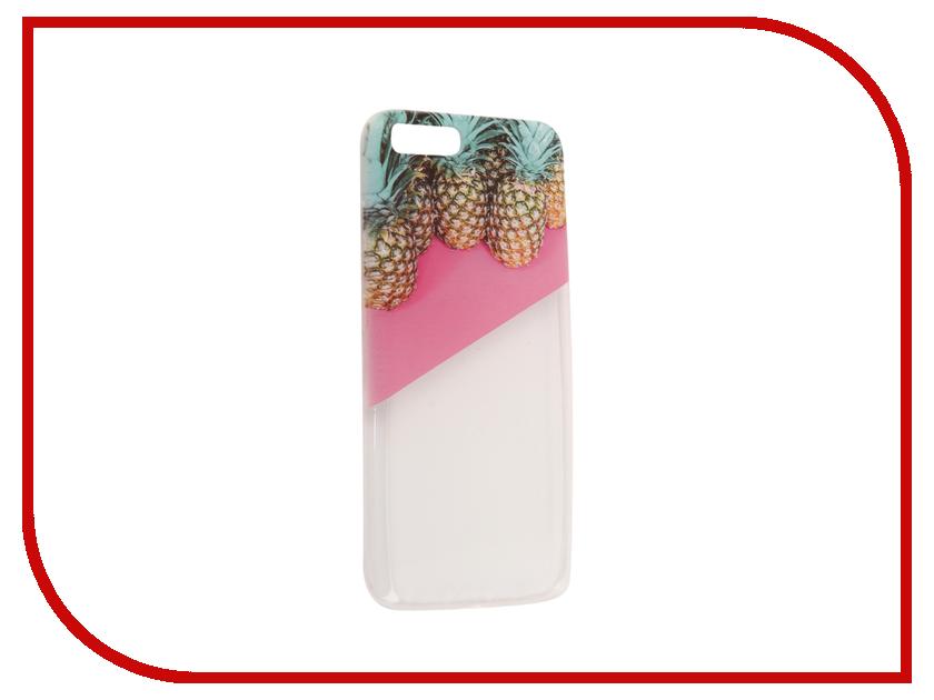 Аксессуар Чехол для Xiaomi Mi6 With Love. Moscow Silicone Pineapples 2 6023 ripani 6023 mm rip 00004 ecru
