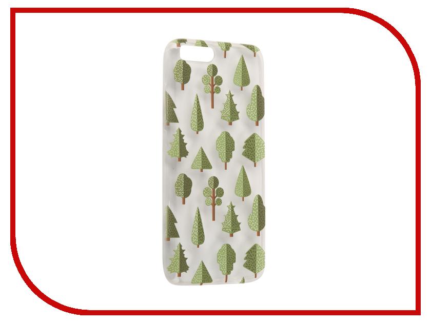 Аксессуар Чехол для Xiaomi Mi6 With Love. Moscow Silicone Trees 6035 аксессуар чехол xiaomi mi6 with love moscow silicone ice cream 6013