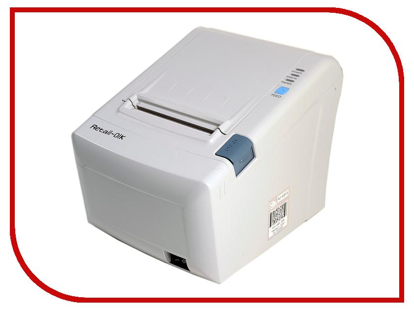 Фискальный регистратор Штрих-М Ритейл-01Ф с фискальным накопителем White
