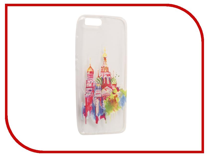 Аксессуар Чехол для Xiaomi Mi6 With Love. Moscow Silicone Russia 6042 аксессуар чехол xiaomi mi6 with love moscow silicone ice cream 6013