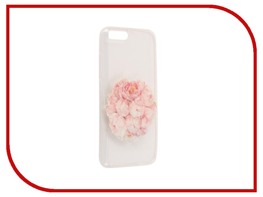 Аксессуар Чехол Xiaomi Mi6 With Love. Moscow Silicone Flower 6060 brand кольцо силиконовое для мультиварок 6051 6050 6060