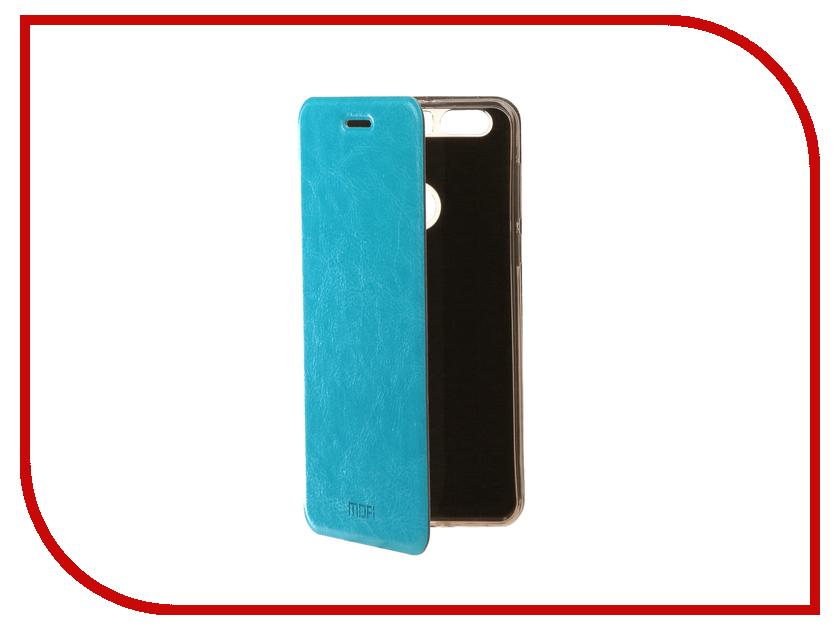 купить Аксессуар Чехол Huawei Honor 8 Mofi Vintage Light Blue 15037 недорого