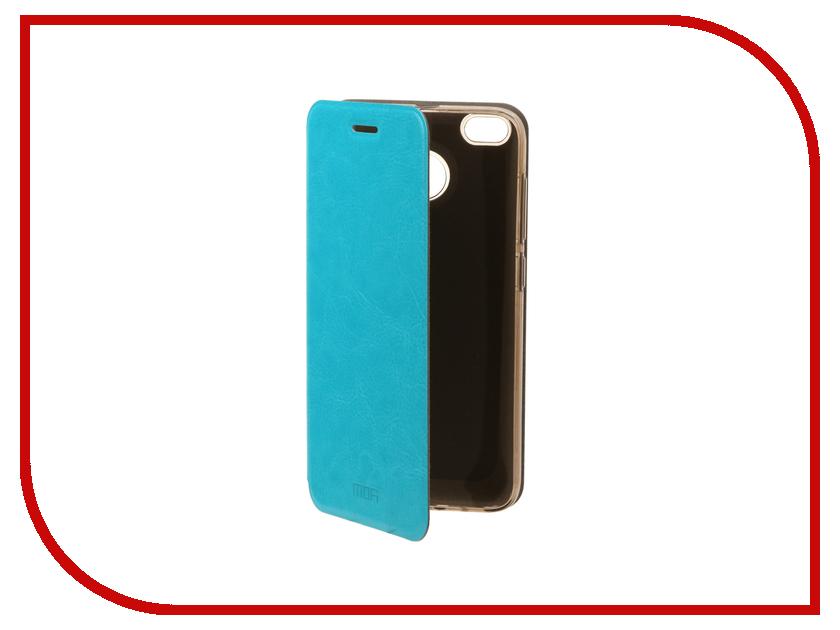 Аксессуар Чехол Xiaomi Redmi 4X Mofi Vintage Light Blue 15148 mofi защитный чехол для xiaomi 6