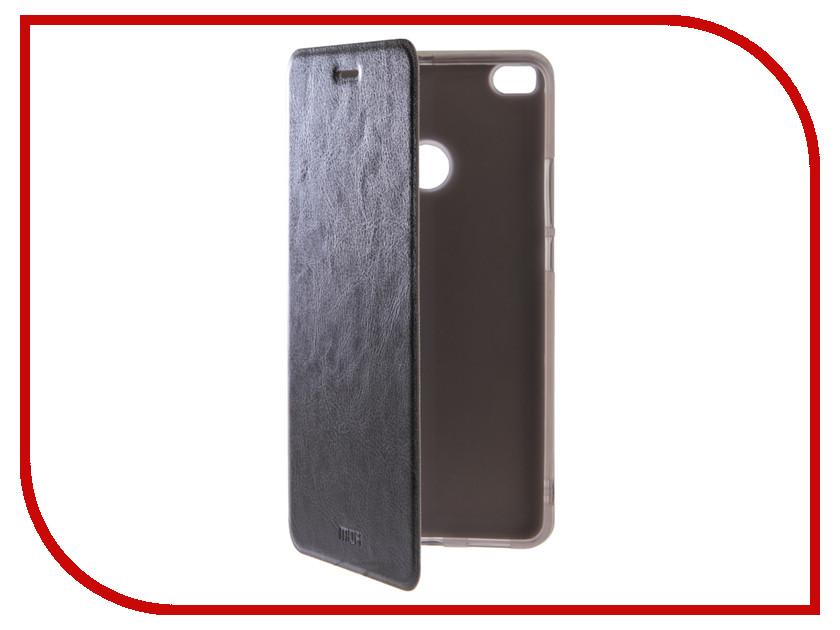 Аксессуар Чехол для Xiaomi Mi Max 2 Mofi Vintage Black 15117 аксессуар чехол xiaomi mi6 brosco silicone black xm mi6 tpu black