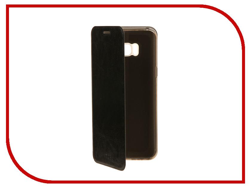 Аксессуар Чехол Samsung Galaxy S8 Plus Mofi Vintage Black 15108 оригинальный samsung galaxy s8 s8 plus nillkin 3d ap pro полноэкранный экранный протектор экрана