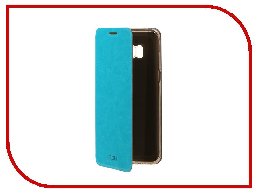 Аксессуар Чехол Samsung Galaxy S8 Mofi Vintage Light Blue 15106