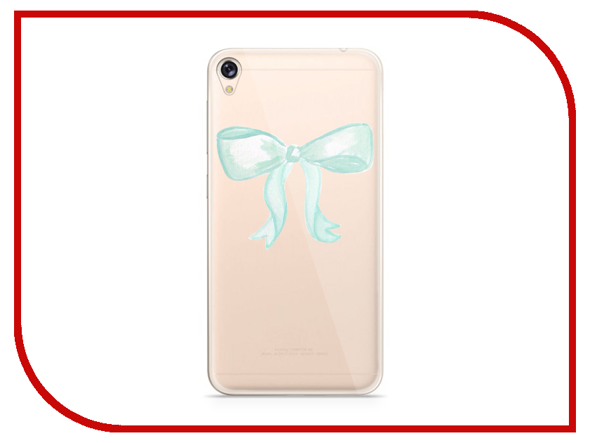 Аксессуар Чехол Asus ZenFone Live ZB501KL With Love. Moscow Silicone Bow 5971 faithless live in moscow