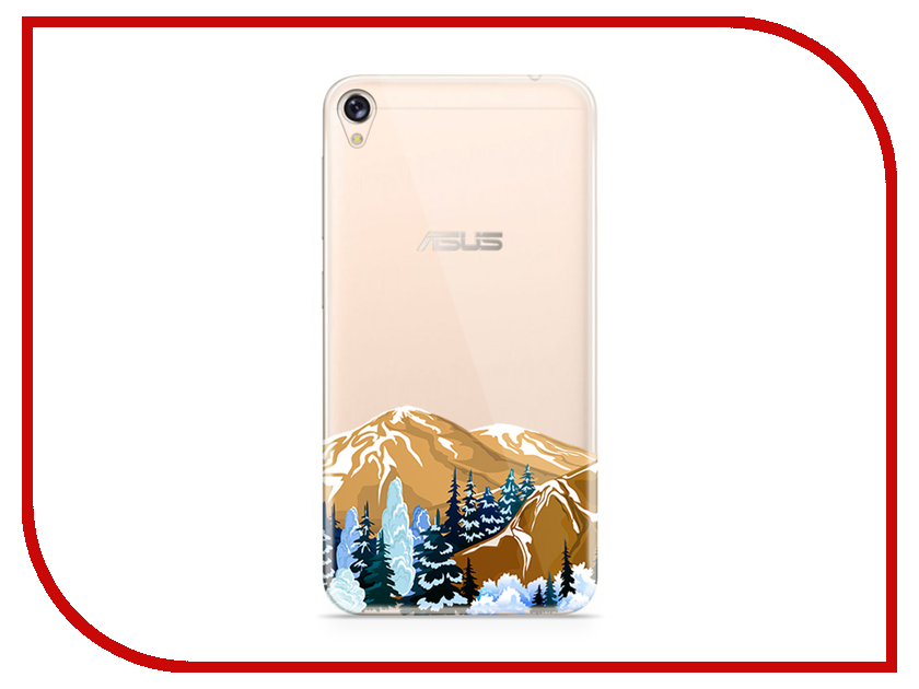 Аксессуар Чехол Asus ZenFone Live ZB501KL With Love. Moscow Silicone Mountains 5974 higher calling road cycling's obsession with the mountains