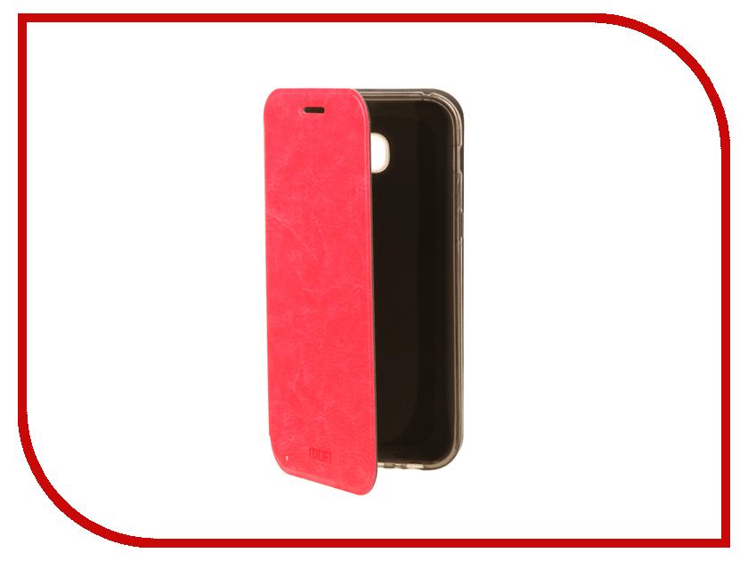 Аксессуар Чехол Samsung Galaxy A5 2017 Mofi Vintage Pink 15094