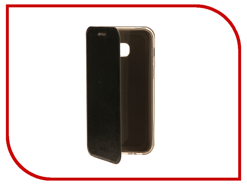Аксессуар Чехол Samsung Galaxy A3 2017 Mofi Vintage Black 15093