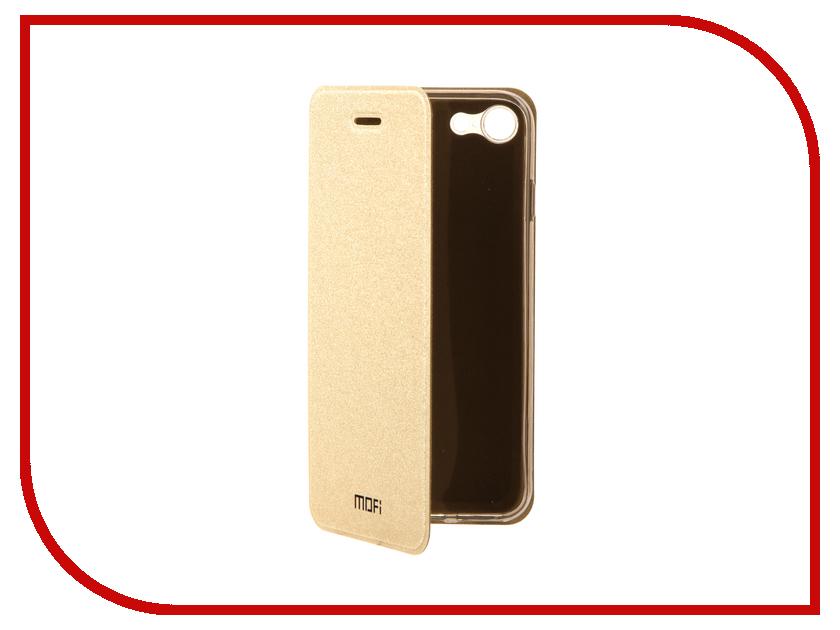 Аксессуар Чехол Mofi Shining для APPLE iPhone 7 Gold 15016