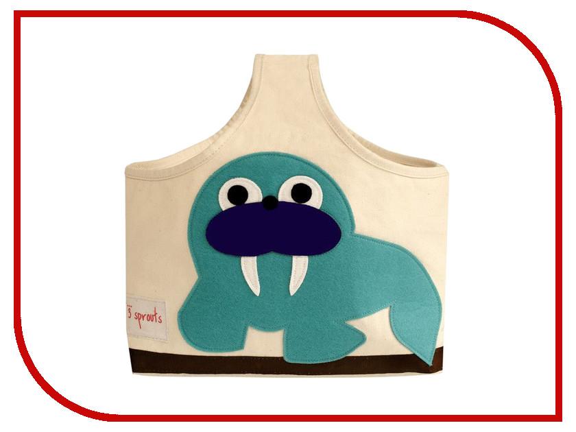 Сумочка 3 Sprouts Blue Walrus SPR506 коньки onlitop 223f 37 40 blue 806164