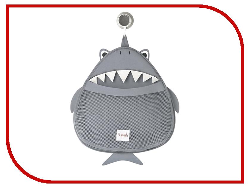 Органайзер 3 Sprouts Grey Shark SPR705 22732 shark cash cards