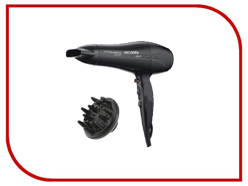 цена на Фен Viconte VC-3747 Black