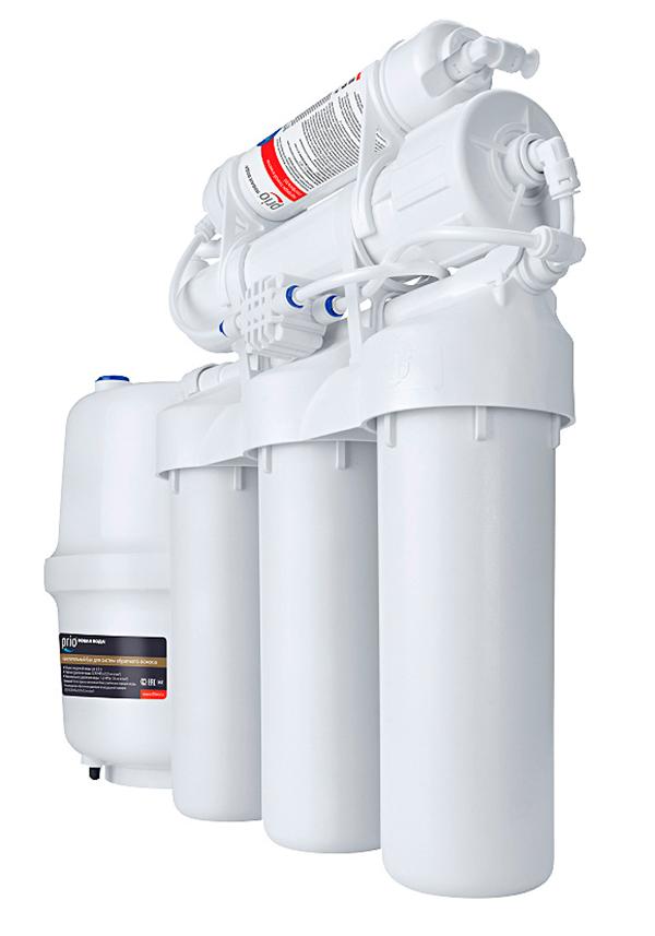 Фильтр для воды Prio Новая Вода OU380 фильтр новая вода expert м 420 с краном