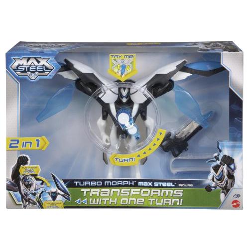 Робот Mattel Max Steel BHJ07