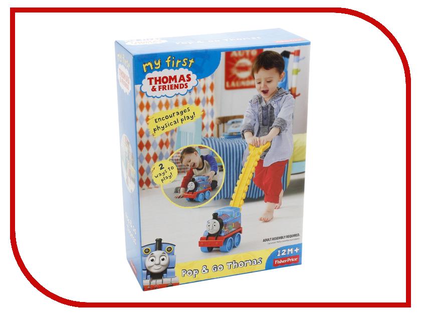 Каталка Mattel Thomas & Friends Мой первый Томас CDN15 mattel mattel кукла ever after high мишель мермейд