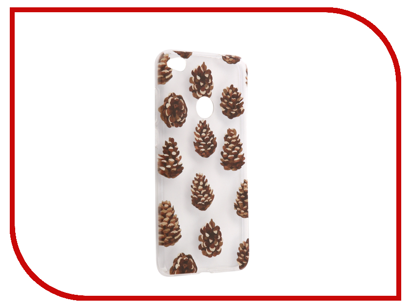Аксессуар Чехол Huawei Honor 8 Lite / 8 Lite 2017 With Love. Moscow Silicone Cones 6231 аксессуар чехол huawei p10 lite with love moscow silicone lion 3 6324