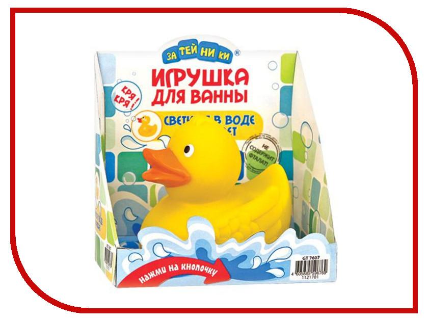 игрушка Затейники Пластизоль Утка GT8159