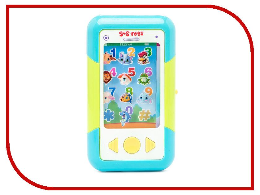 Телефончик S+S toys EC80511R s s toys 80083ear военный внедорожник