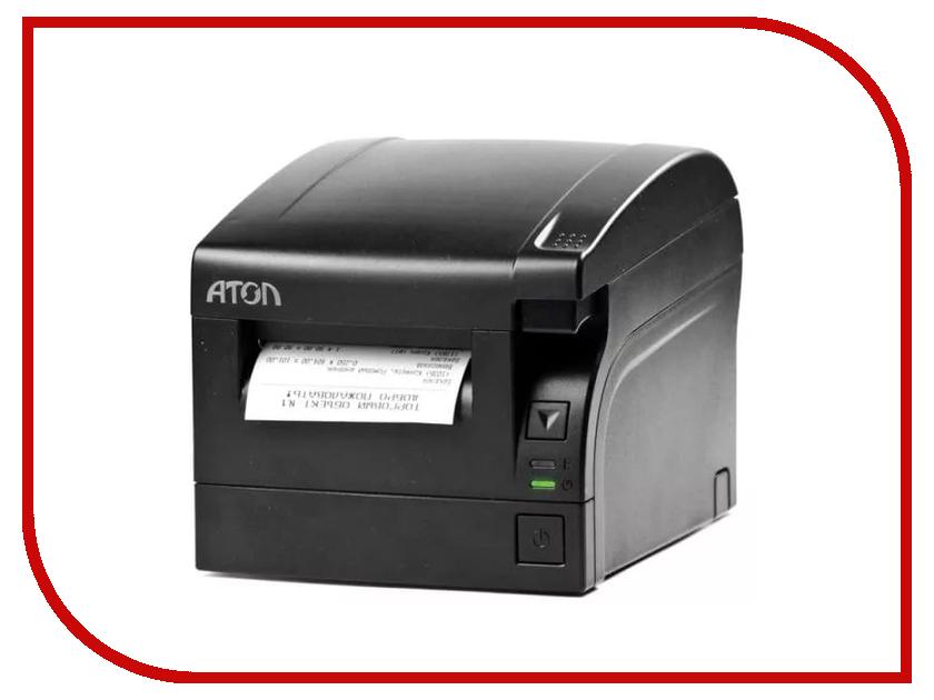 Фискальный регистратор Атол 77Ф с фискальным накопителем Black фискальный регистратор атол fprint 22птк без фн white