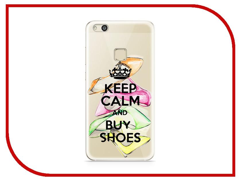Аксессуар Чехол Huawei P10 Lite With Love. Moscow Silicone Keep Calm 6294 комбинезон keep calm onesi j sfsh kshh