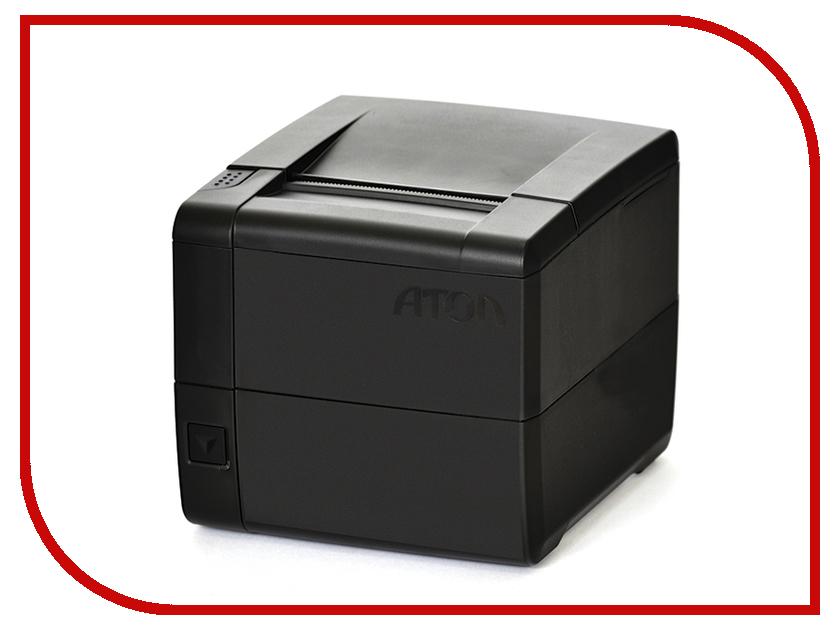 Фискальный регистратор Атол 25Ф с фискальным накопителем Black