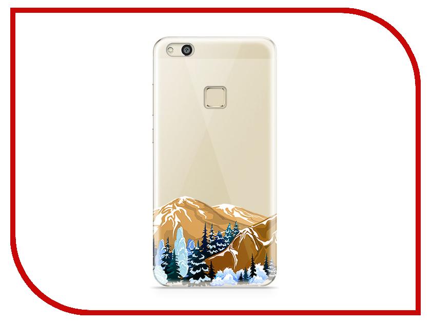 Аксессуар Чехол Huawei P10+ Lite With Love. Moscow Silicone Mountains 6310 аксессуар чехол huawei p10 lite with love moscow silicone lion 3 6324