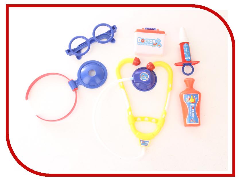 Игра S+S toys Набор доктора EJ34565R  набор доктора s s toys ej14672r сумочка