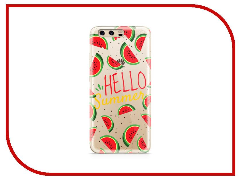 Аксессуар Чехол Huawei P10 Plus With Love. Moscow Silicone Hello Summer 6347 аксессуар чехол huawei p10 plus with love moscow silicone hello summer 6347