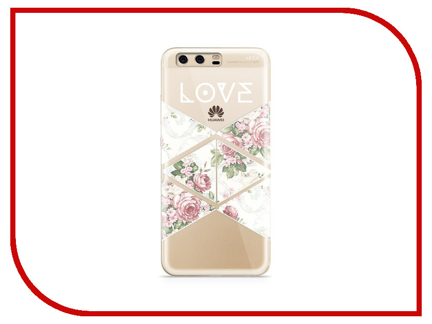 Аксессуар Чехол Huawei P10 Plus With Love. Moscow Silicone Love 2 6351 аксессуар чехол huawei p10 plus with love moscow silicone pizza 6356