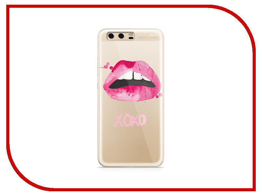 Аксессуар Чехол Huawei P10 Plus With Love. Moscow Silicone Lips 6368 chris colfer the land of stories 5 an author s odyssey