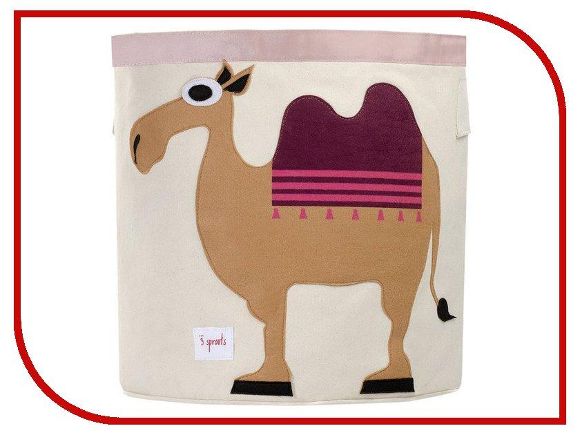 Корзина для игрушек 3 Sprouts Sand Camel SPR211