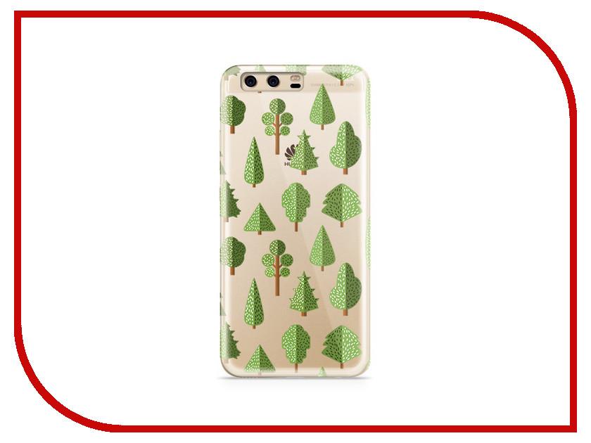 Аксессуар Чехол Huawei P10 Plus With Love. Moscow Silicone Trees 6371 аксессуар чехол huawei p10 plus with love moscow silicone hello summer 6347