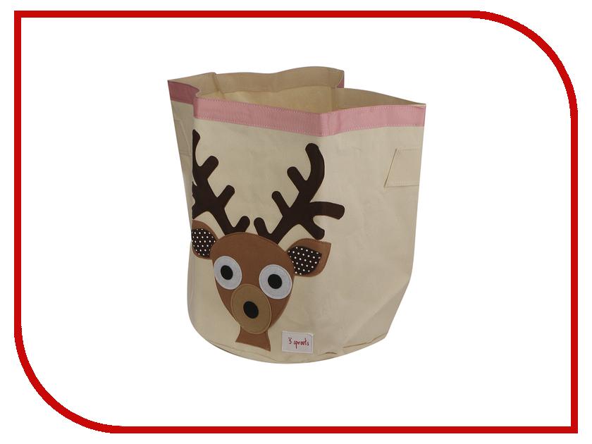 Корзина для игрушек 3 Sprouts Brown Deer SPR214