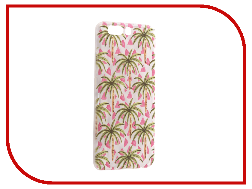Аксессуар Чехол Huawei P10 Plus With Love. Moscow Silicone Palms 6386 пуловер quelle laura scott 595423