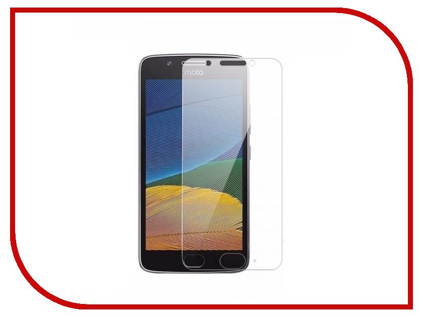Аксессуар Защитное стекло Motorola Moto G5 Plus Onext 41355 аксессуар защитное стекло samsung galaxy s8 plus onext 3d gold 41266