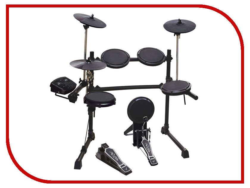 Настольный барабан Medeli DD506А