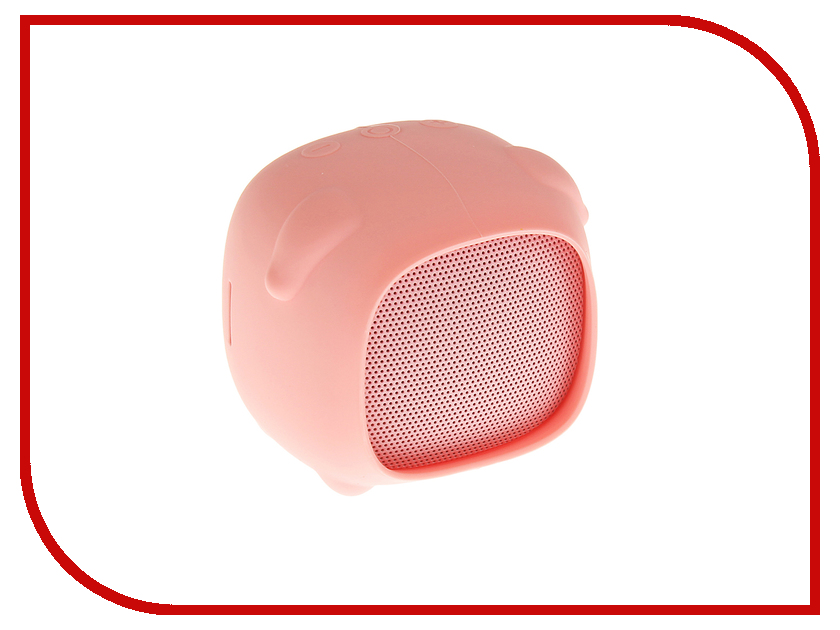 Колонка Smarterra Sweet Things PAS-ST100 PIGGY mp3 плееры smarterra mp3 player smarterra ska pink