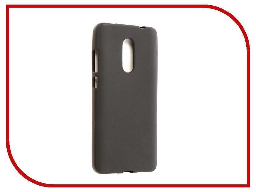Аксессуар Чехол Xiaomi Redmi Note 4/Note 4 Pro Svekla Flash Silicone Black SVF-XIREDN4-BL аксессуар чехол xiaomi mi a1 svekla flash silicone black frame svf ximia1 bl
