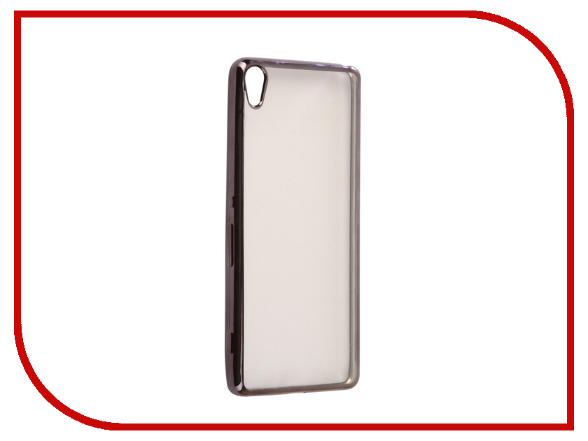 Аксессуар Чехол Svekla Flash Sony Xperia XA F3111/F3113/F3115 Svekla Flash Silicone Black SVF-SOF3111-BL аксессуар чехол huawei honor 6c svekla flash silicone black svf hwh6c bl